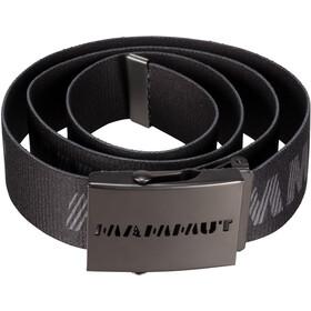 Mammut Logo Belt, black/titanium